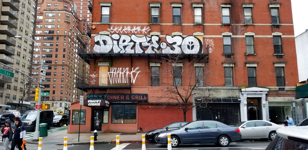 Dirty30 on 86th | 86th & 1st Avenue, New York NY