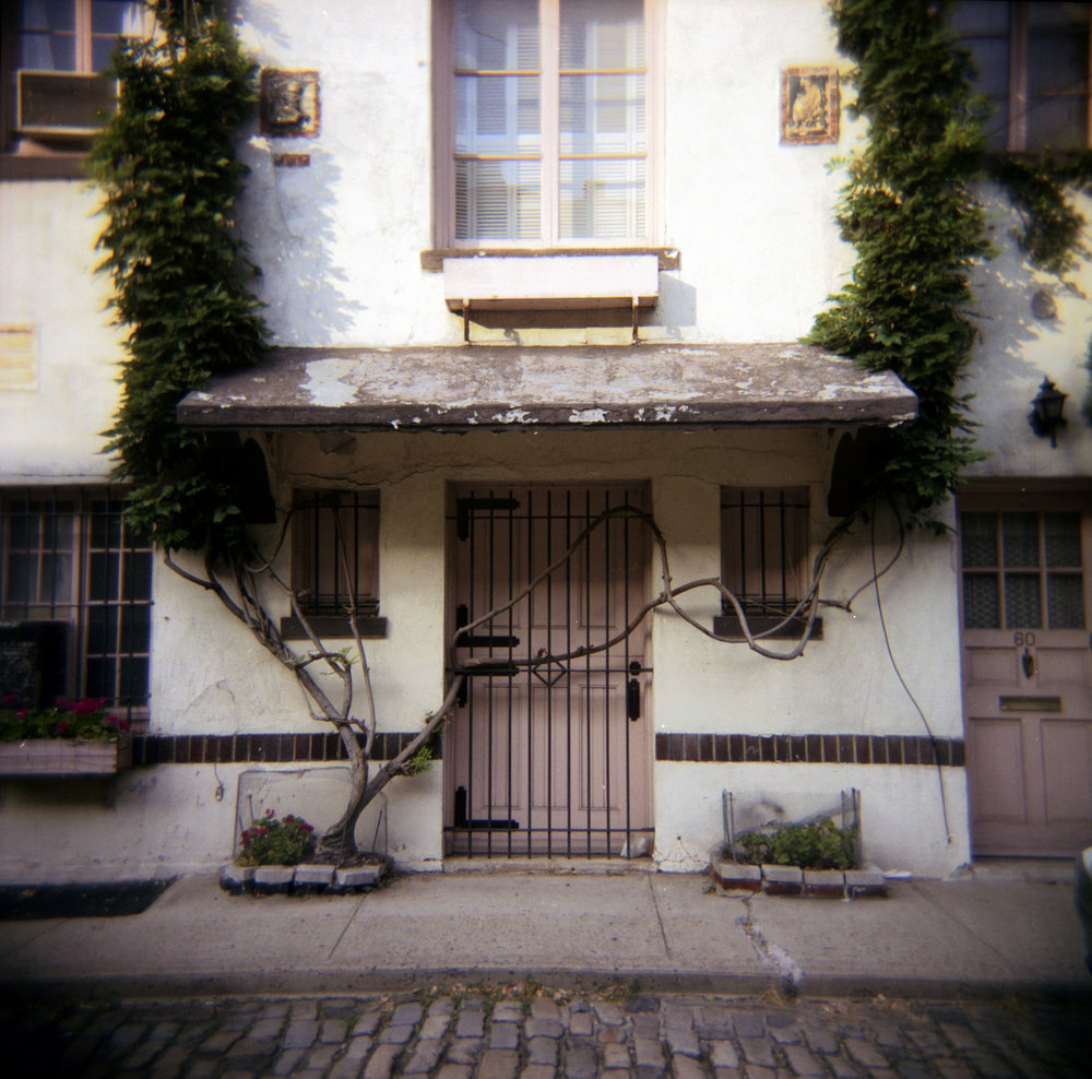 60 Washington Mews, New York NY (2005)