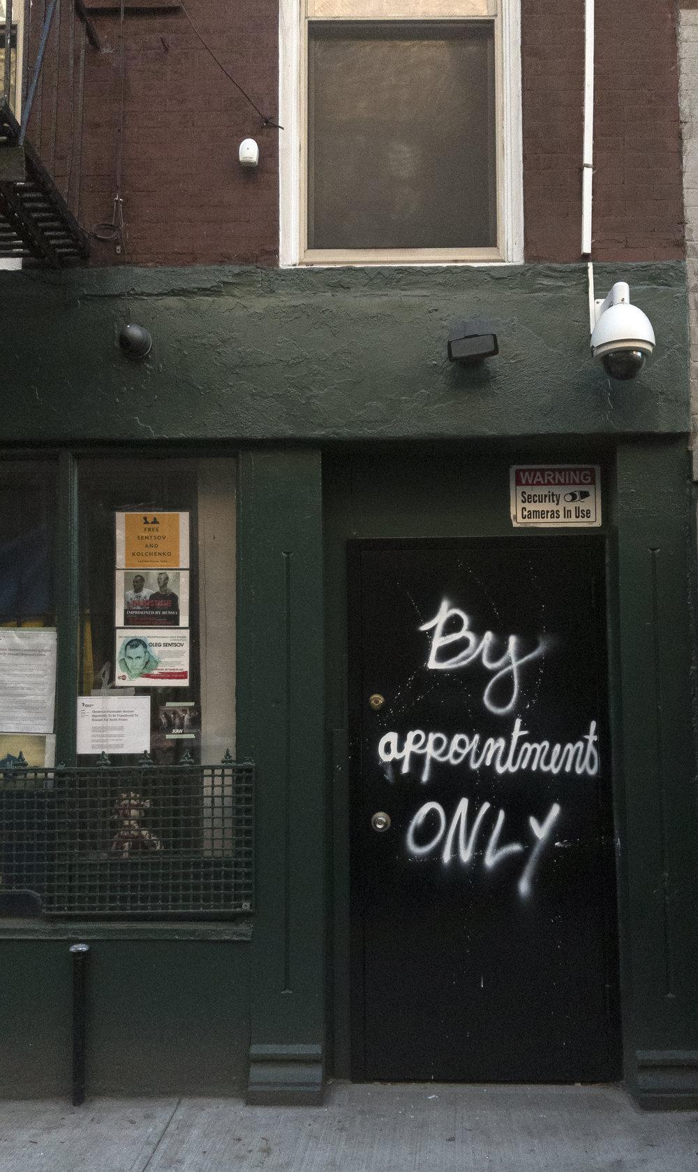 E. 1st Street, New York, NY