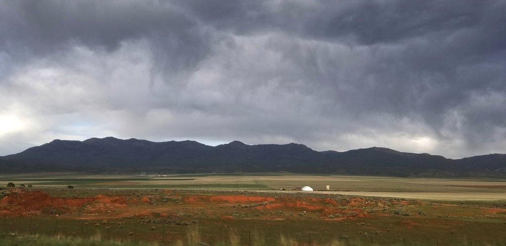Big Sky in Leven, Utah