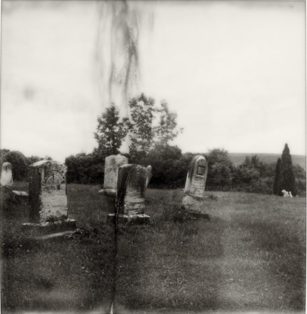 Dark Traces   Seward Cemetery, Cobleskill, NY
