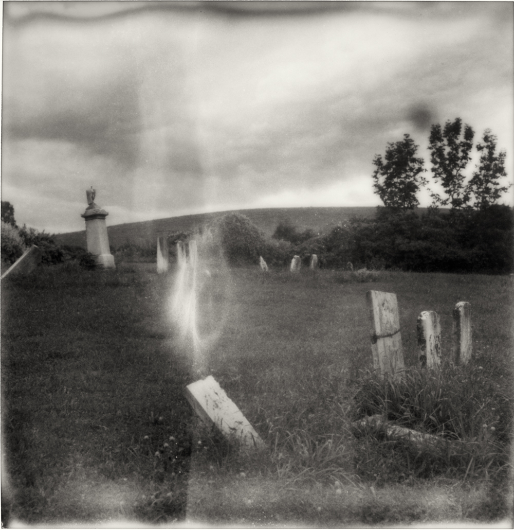 Light Traces | Seward Cemetery, Cobleskill, NY
