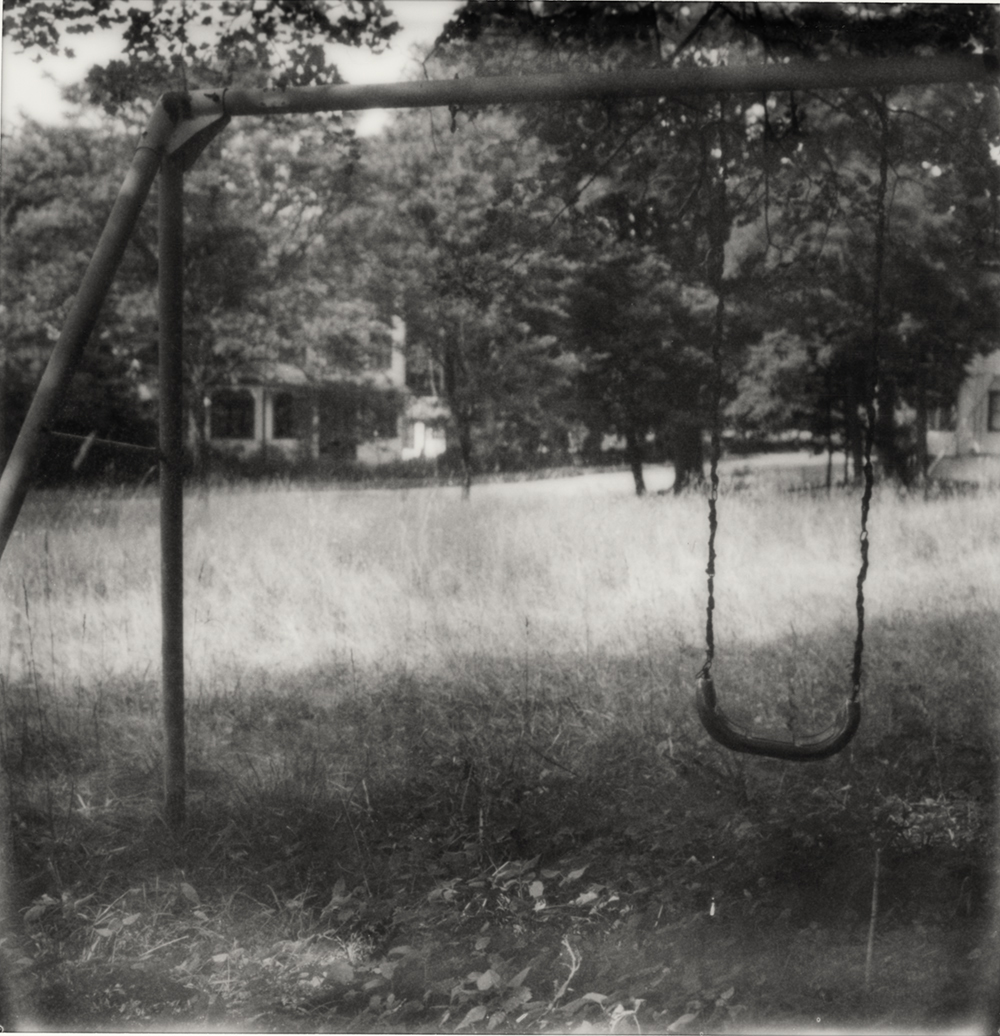 Swing | Washington St., Sharon Springs, NY