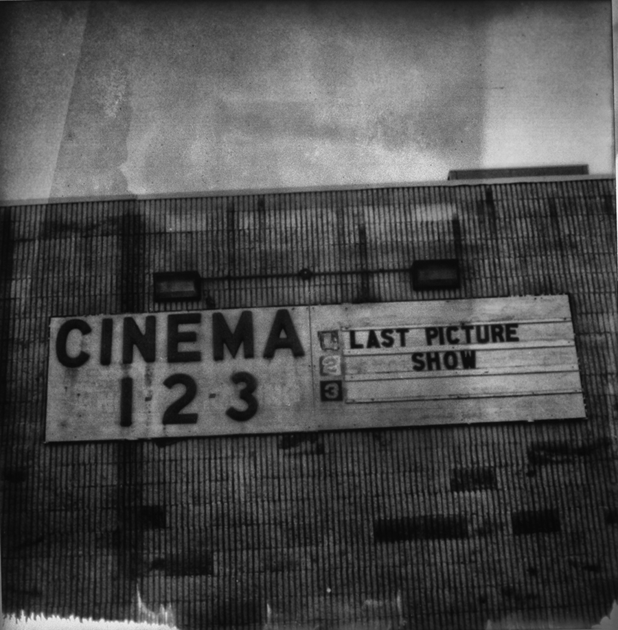 The Last Day at the Cinema | Hudson, NY