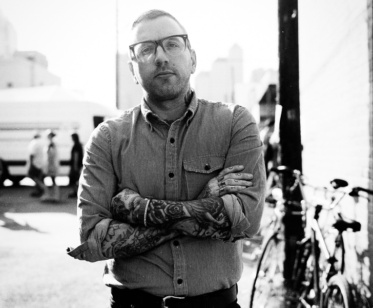 Dallas Green - City and Colour/Alexisonfire