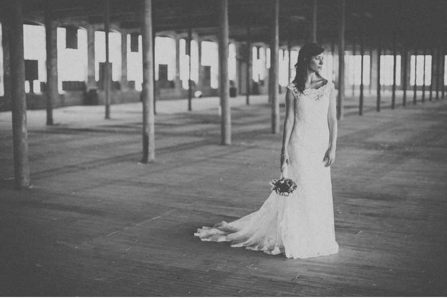 McKinney Cotton Mill Bridals