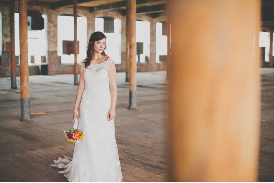 Cotton Mill Wedding