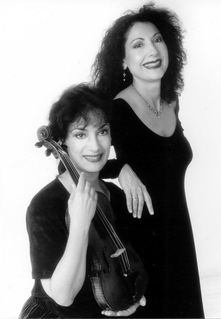 Christine Azzoni Dow & Sandra Azzoni Wood