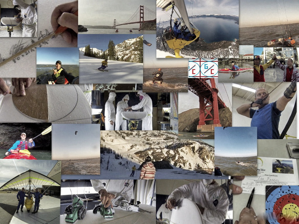 Some video screen shots from the Timothy Ferriss ZOZI project.