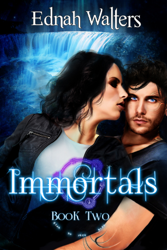 Immortals Cover: Couple