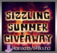 YA Bound Sizzling Summer Giveaway Kindle Fire