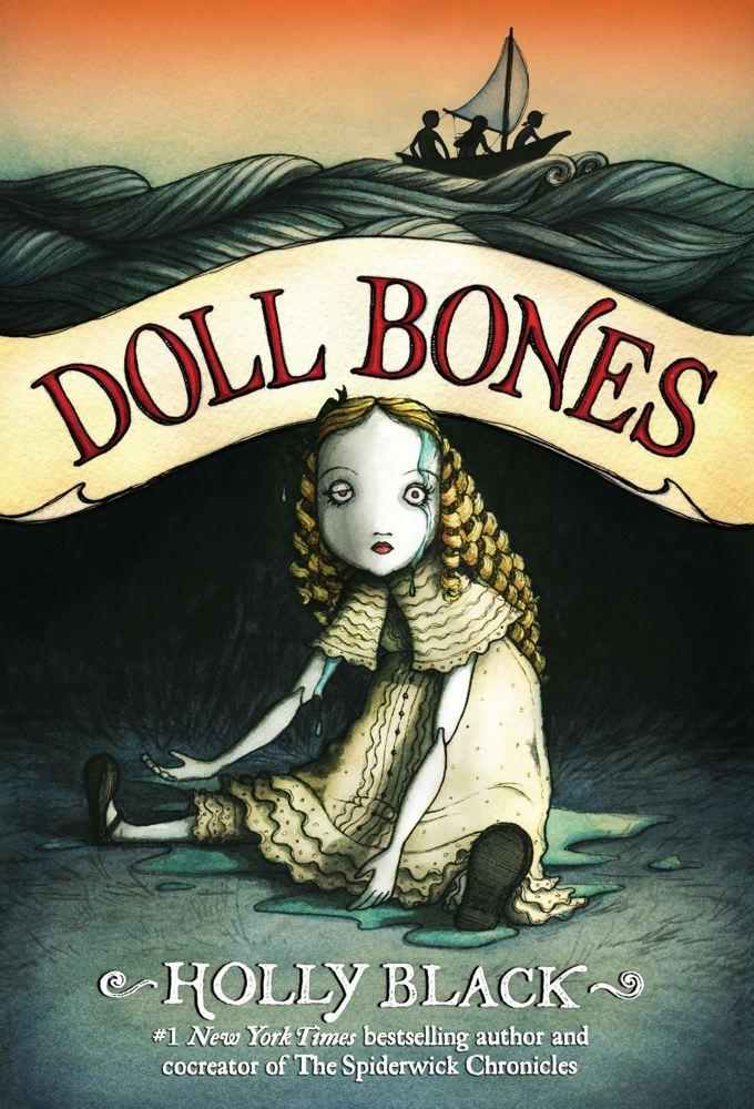 Doll Bones by Holly Black, Eliza Wheeler (Illustrated by)