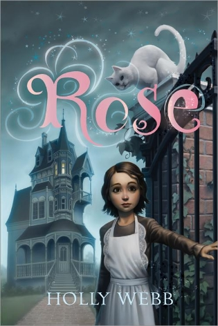 Middle Grade historical book by Holly Webb.