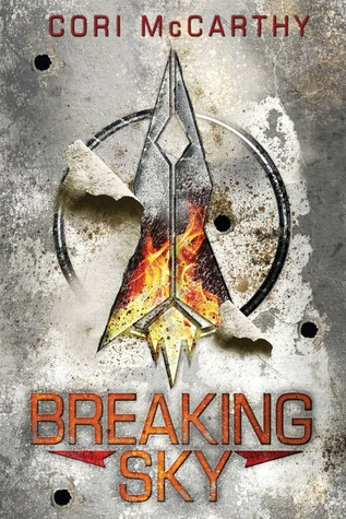 Image result for breaking sky book
