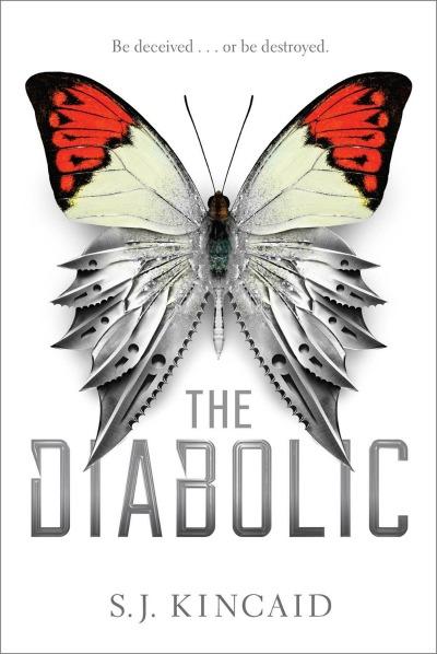 The Diabolic by S. J. Kincaid