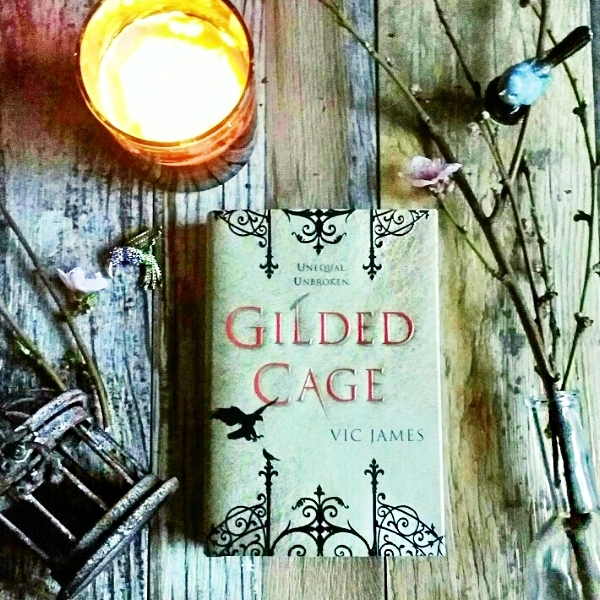 Gilded Cage by Vic James - 20170219.jpg