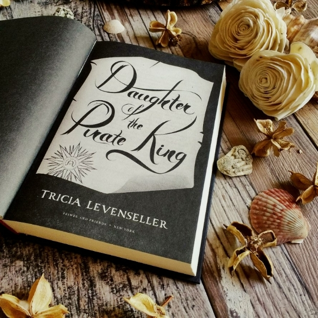 Daughter Of The Pirate King By Tricia Levenseller, Image taken by Book Swoon.