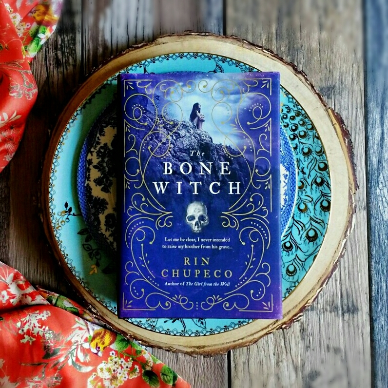 The Bone Witch by Rin Chupeco book review.