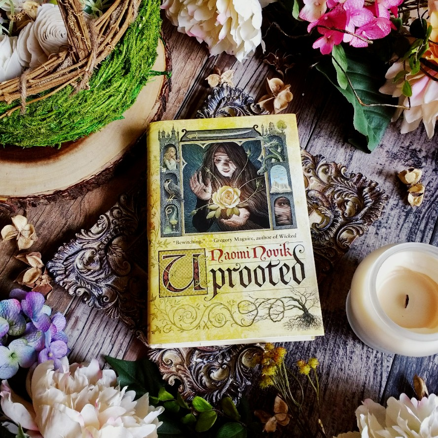 Uprooted by Naomi Novik book review.