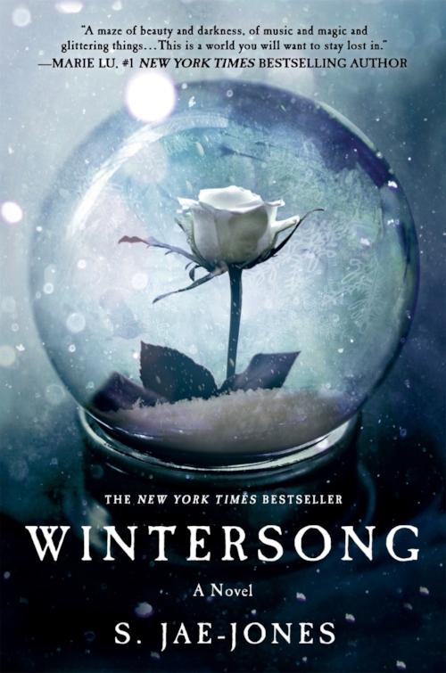Wintersong by S. Jae-Jones Book Cover