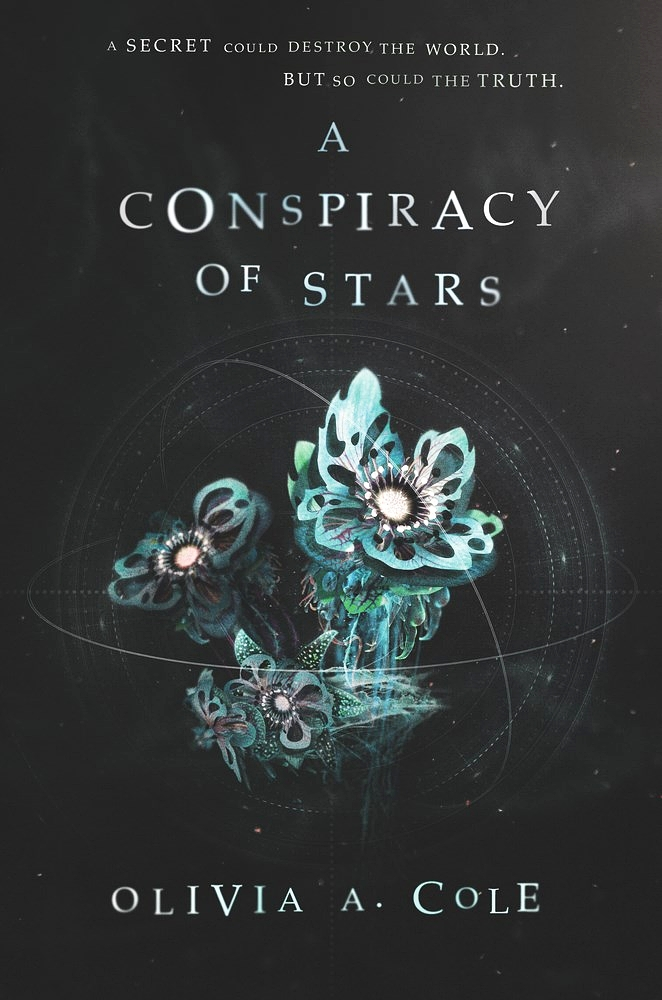 A Conspiracy of Stars by Olivia A. Cole Book Cover