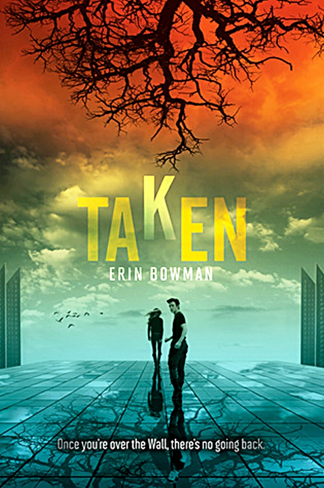 Taken by Erin Bowman Book Cover
