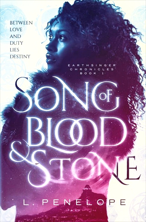 Song of Blood & Stone by L. Penelope Book Cover