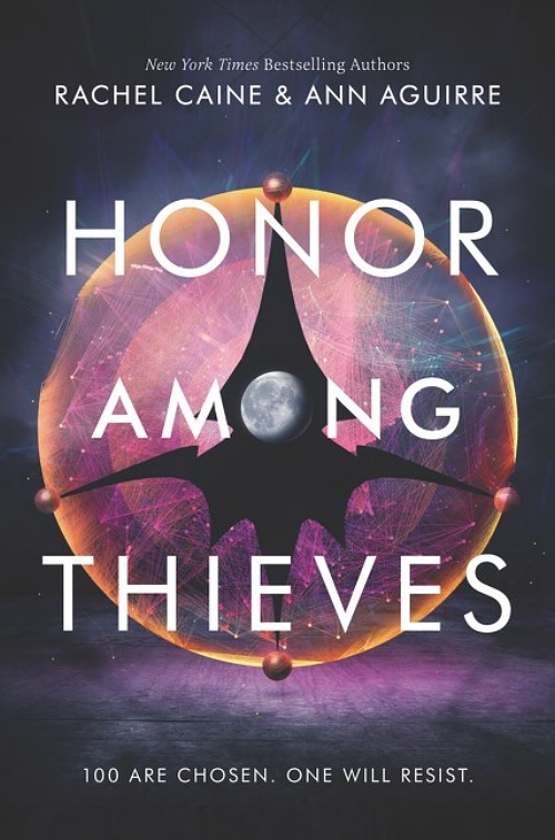 Honor Among Thieves by Rachel Caine and Ann Aguirre Book Cover