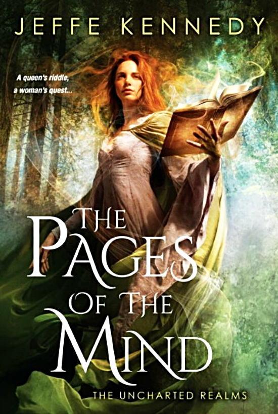The Pages of the Mind by Jeffe Kennedy