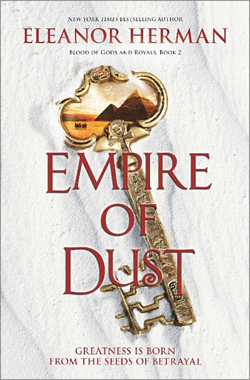 Empire of Dust by Eleanor Herman Book Cover