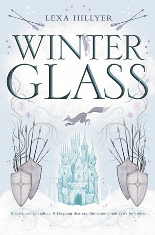 Winter Glass by Lexa Hillyer Book Cover