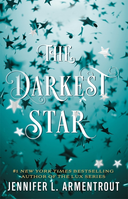 The Darkest Star by Jennifer Armentrout Book Cover