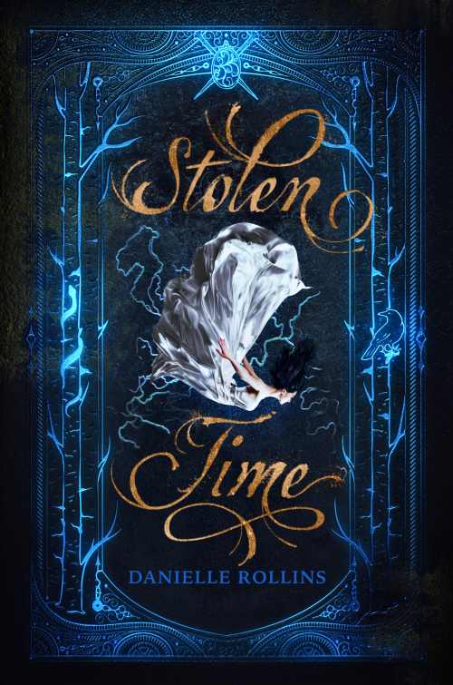 Stolen Time by Danielle Rollins Book Cover