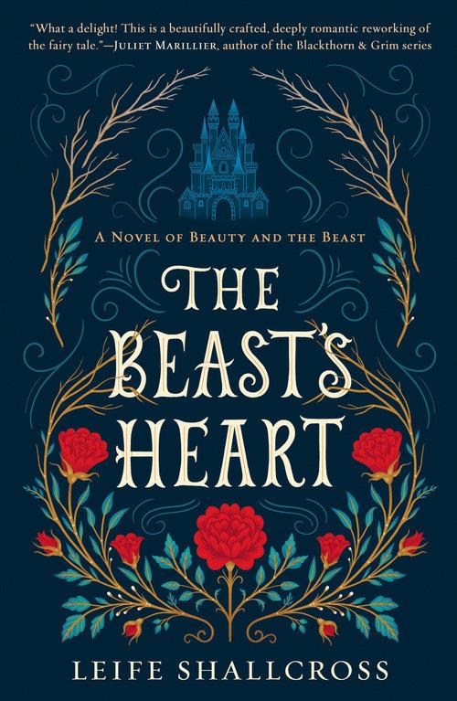 The Beast's Heart by Leife Shallcross Book Cover.jpg