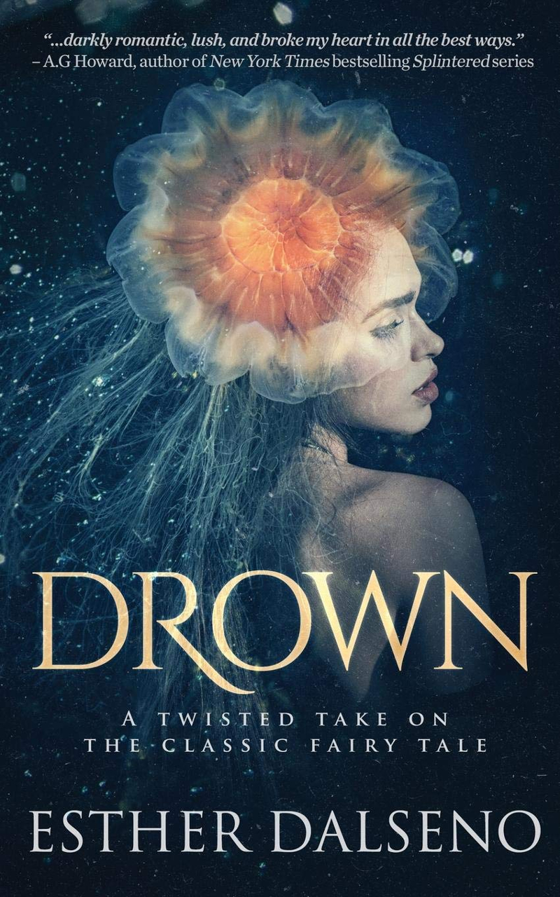 Drown by Esther Dalseno Book Cover