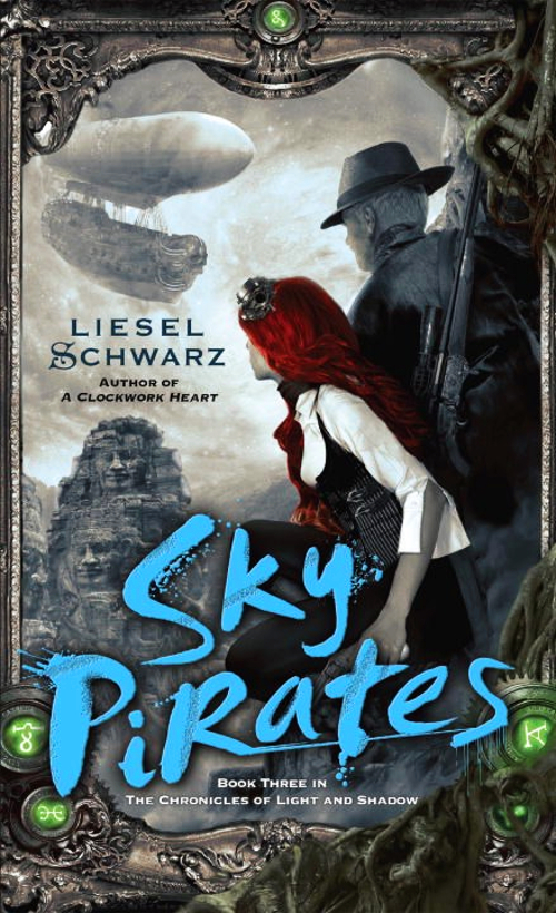 Sky Pirates by Liesel Schwarz Book Cover