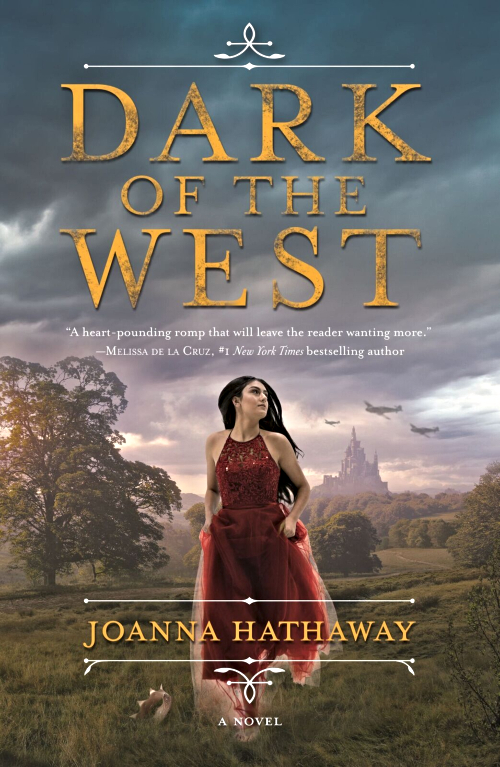 Dark of the West by Joanna West Alternate Cover