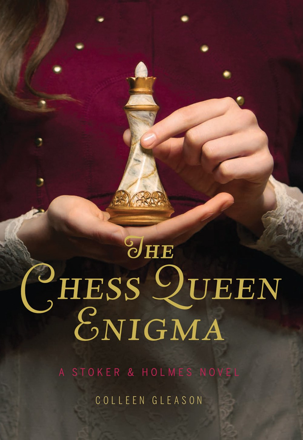 The Chess Queen Enigma by Colleen Gleason Book Cover.jpg