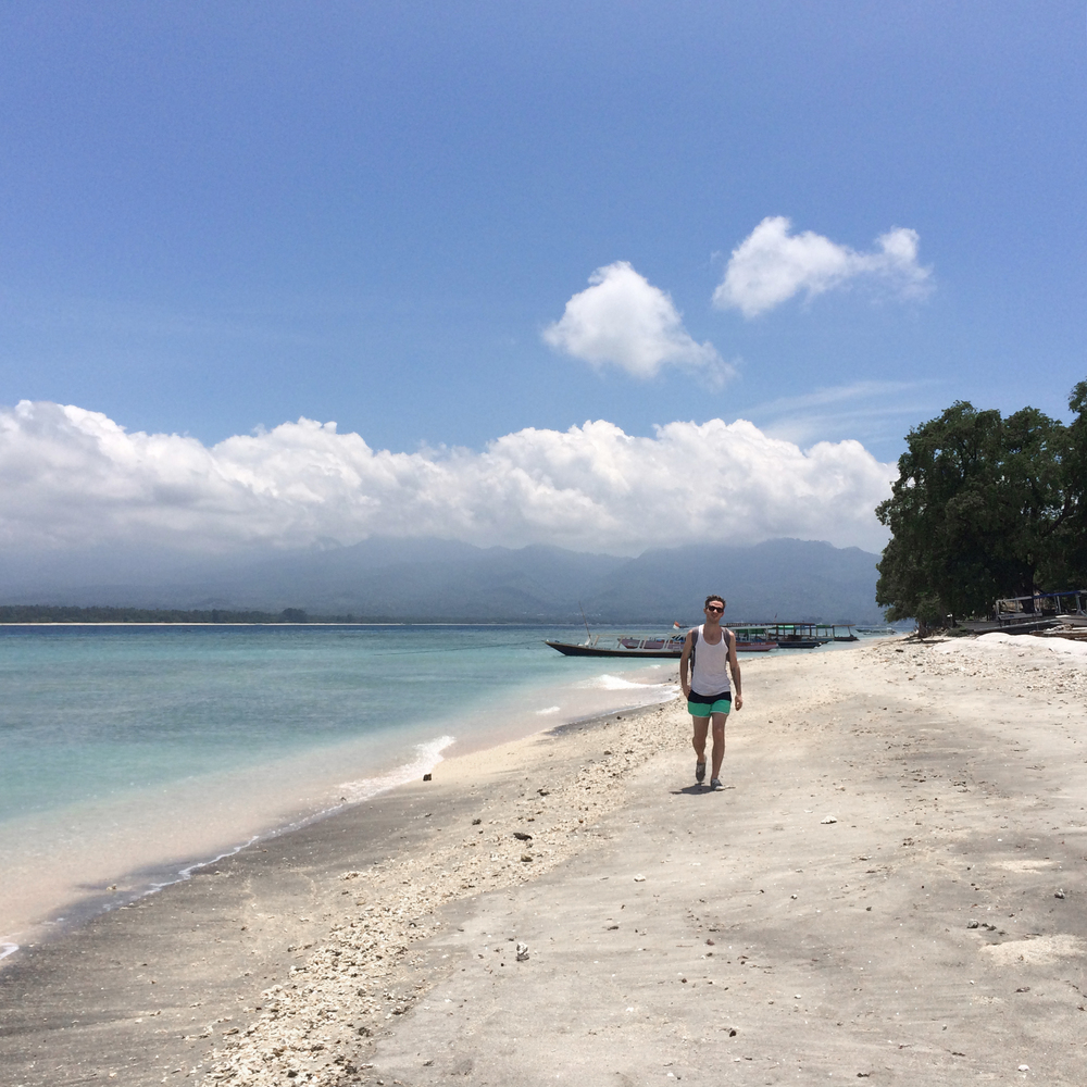 The beaches are sandy and strewn with sun-bleached coral. The snorkelling was fun, but I was more than happy to just dig my toes into the soft sand and simply bob in the water, knowing that this paradise needed to be soaked up before our return to Raincouver.