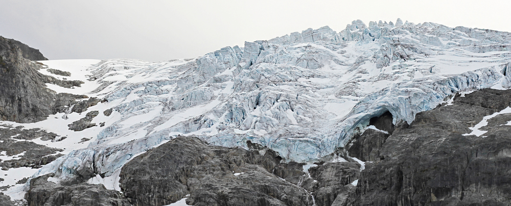 Matier Glacier