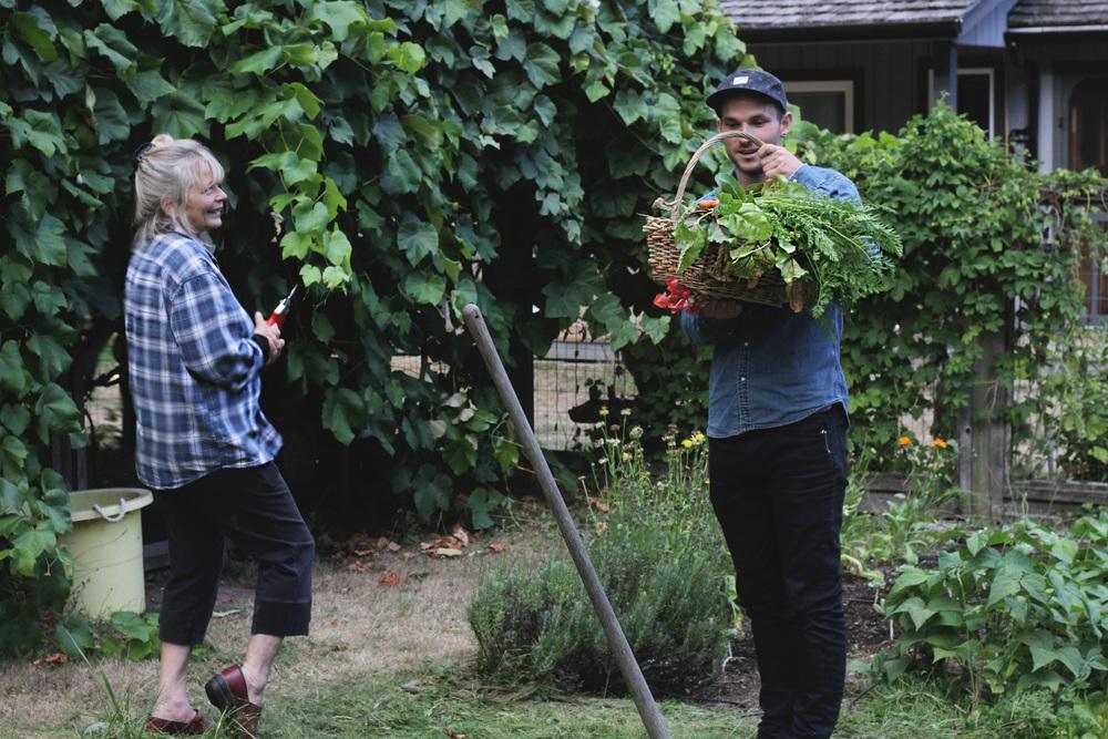 Tyler & Barbara