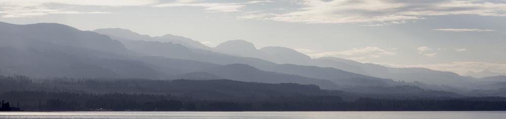 Vancouver Island Mountain Range