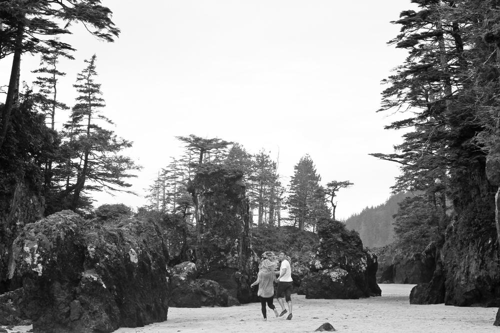 San Josef Bay