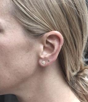 Nancy Kraskin Dot Earring (Catbird NYC)
