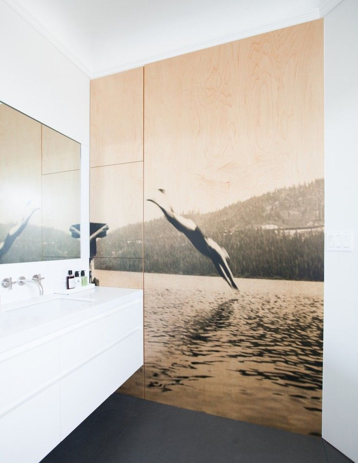 Plywood Wall Art | Remodelista