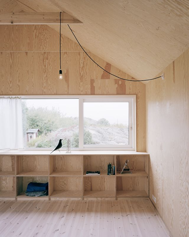 Plywood Space | Archdaily