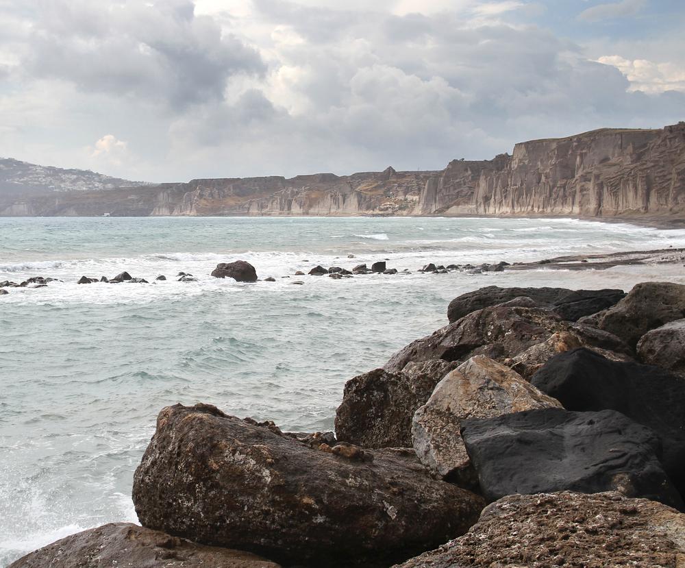 Cliffs | Santorini | Greece
