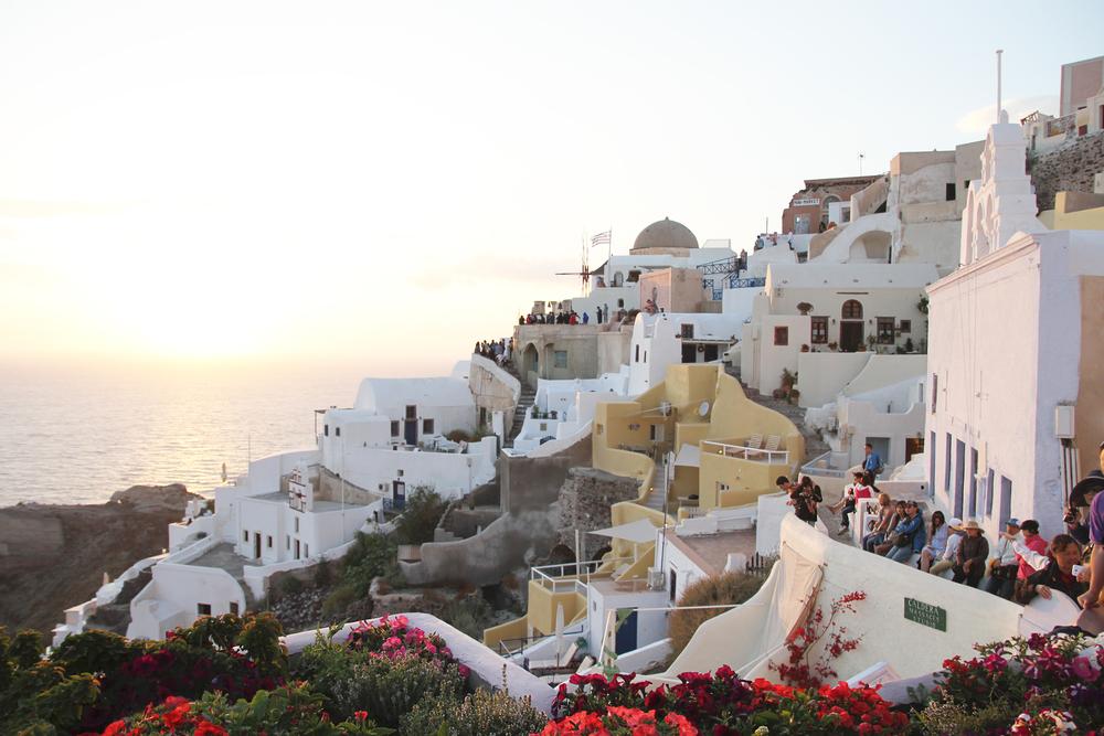 Sunset | Oia | Santorini | Greece