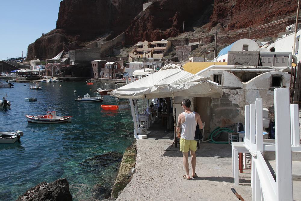 Amoudi | Oia | Santorini | Greece