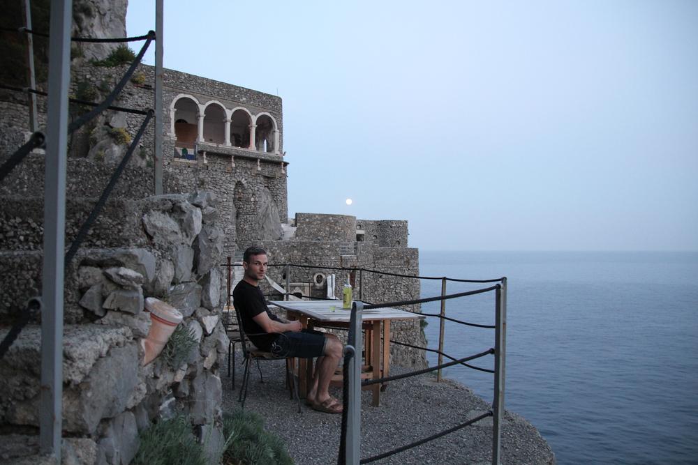 Limocello in Furore - Amalfi Coast, Italy